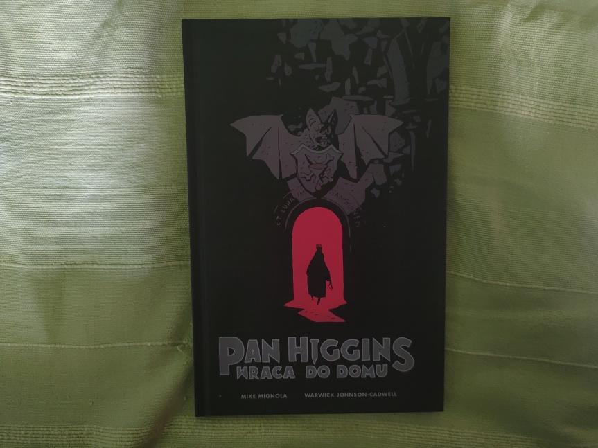 """Recenzja komiksu """"Pan Higgins wraca dodomu"""""""
