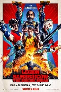 """Recenzja filmu """"Legion samobójców: The SuicideSquad"""""""