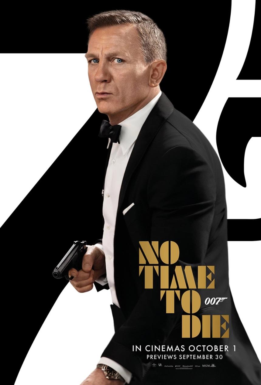 """Recenzja filmu """"Nie czasumierać"""""""